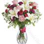 consegna-fiori-a-domicilio-bouquet_gigli_bianchi_roselline_rosse_rosa