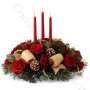 centrotavola-natalizio-con-rose