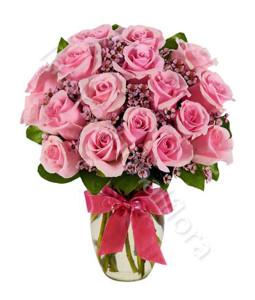 consegna-fiori-a-domicilio-bouquet-di-18-rose-rosa