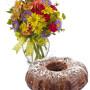 consegna-fiori-a-domicilio-ciambella-cioccolato