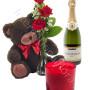 tre-rose-con-peluche-candela-e-champagne